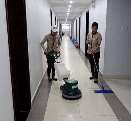 Hotel, Building Management & Industrial Cleaning Service